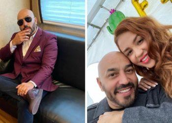 Lupillo Rivera en compañia de su pareja. Foto: Instagram/ lupilloriveraofficial