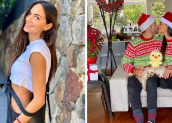 Valerie Domínguez y Juan David Echeverry. Foto: Instagram/ valeriedomi