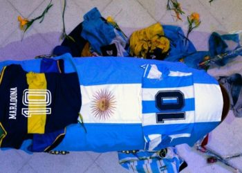 Investigación de la muerte de Maradona arroja que sufría trastornos hepático, renal y cardíaco