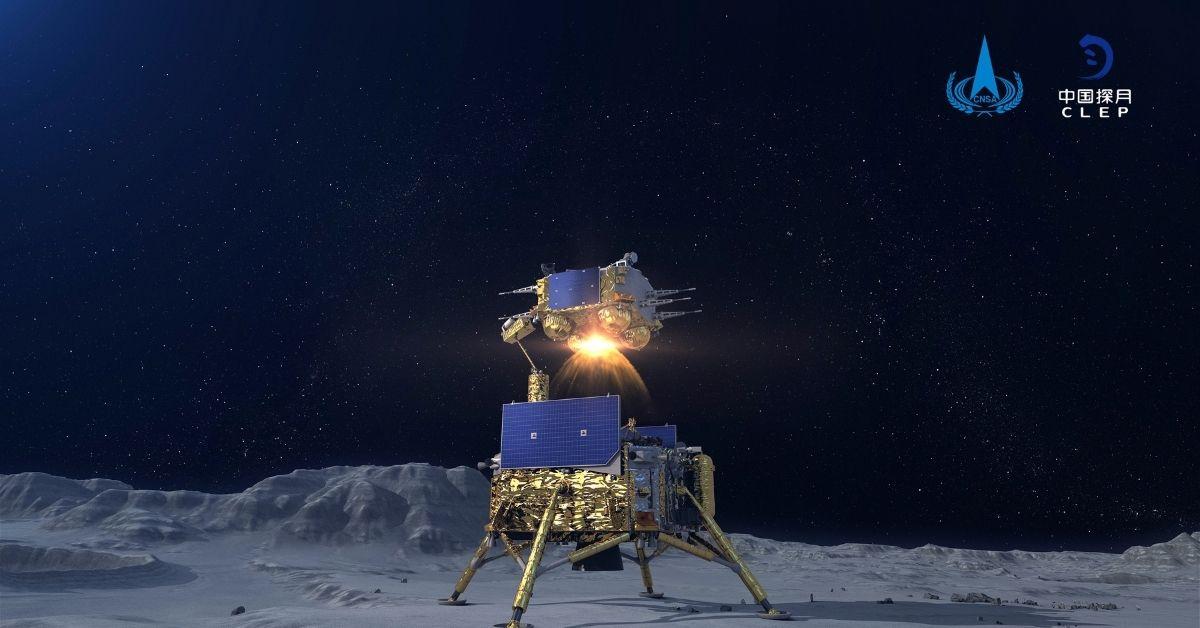 Sonda espacial china Chang'e 5