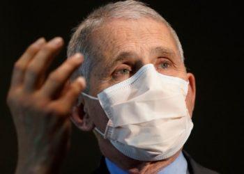 Anthony Fauci advirtió que la pandemia podría agravarse