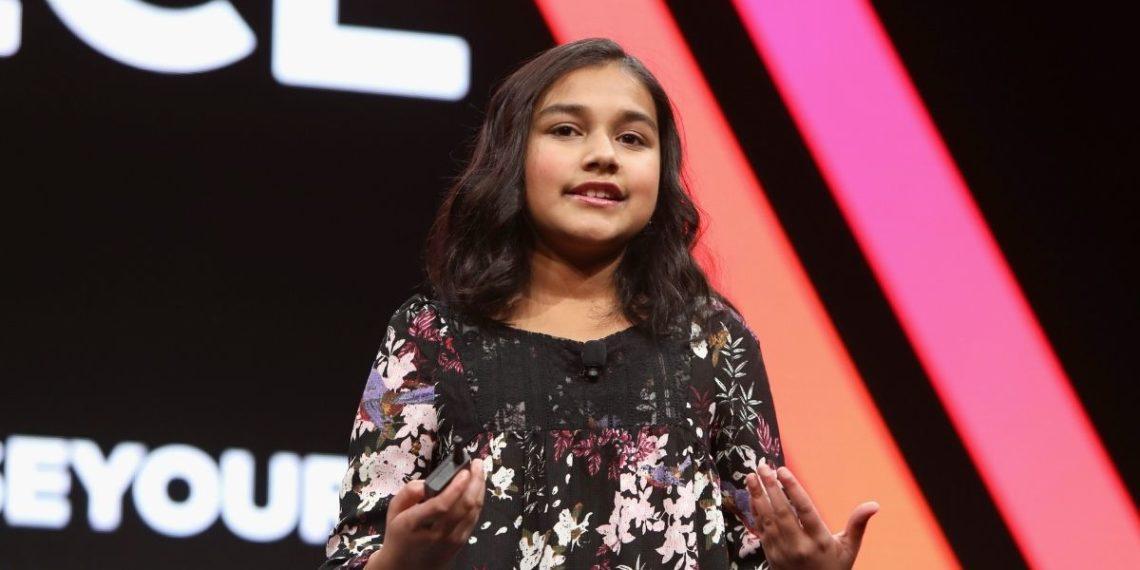 Gitanjali Rao es la 'Niña del Año'