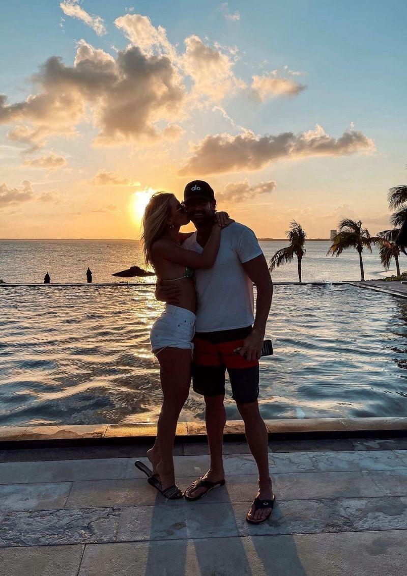 Irina Baeva no tiene planes de matrimonio