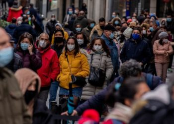 Casos de nueva cepa de coronavirus en España