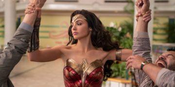 Críticas de 'Wonder Woman 1984'