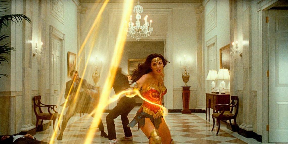 Wonder Woman 1984 y su particular estreno