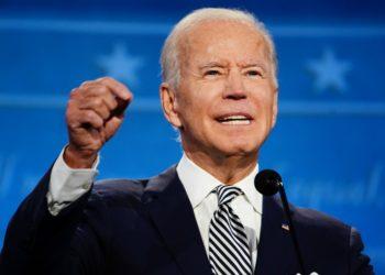 Biden promete 100 millones de dosis de la vacuna contra el COVID-19 en sus primeros cien días de Presidencia