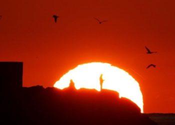 noviembre y temperaturas en el planeta