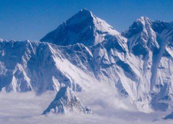 altura del Monte Everest