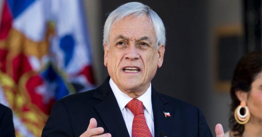 presidente de Chile Sebastián Piñera