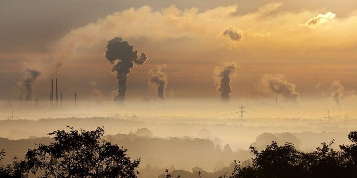 la contaminación por micropartículas