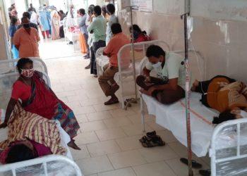 misteriosa enfermedad en la India