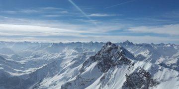 glaciares y el cambio climático
