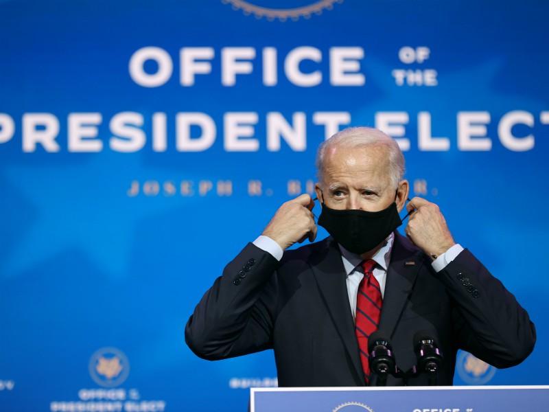 Joe Biden anticipa el plan que seguirá para enfrentar el COVID-19