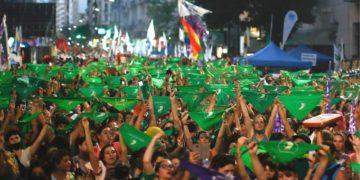 legalización del aborto en Argentina.