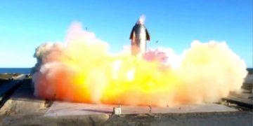 nave espacial de SpaceX