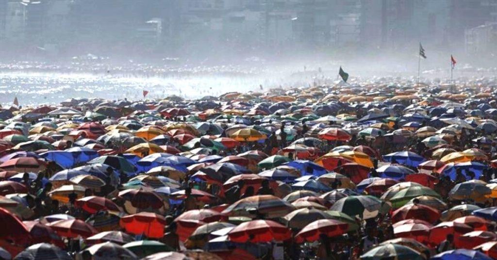 playas de Río de Janeiro en Brasil