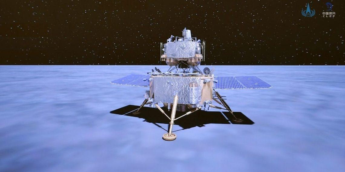 Sonda espacial China
