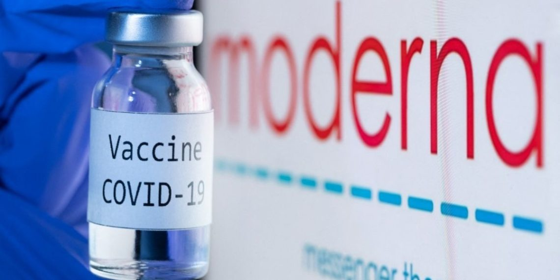 Vacuna de Moderna para el covid-19