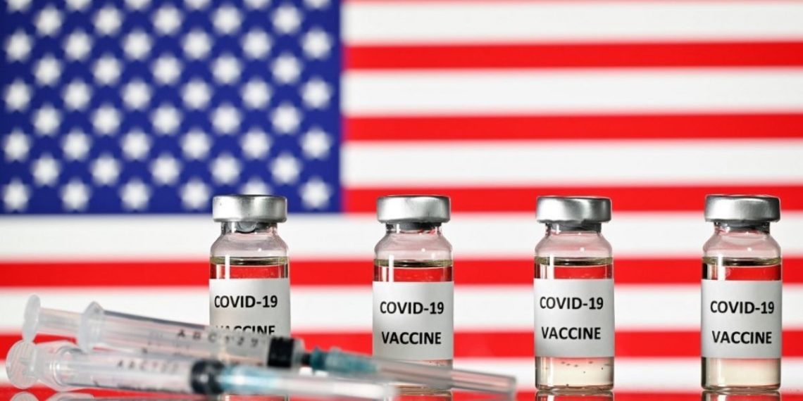 Vacunas contra el COVID-19 en Estados Unidos