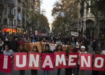 Joven fue agredida en Argentina