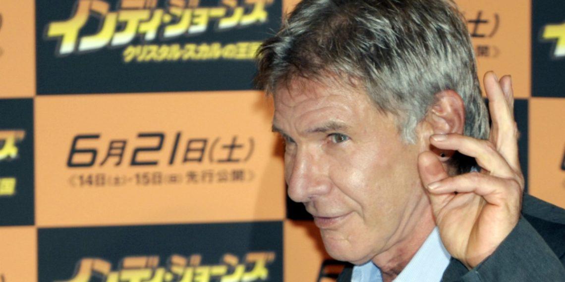 Harrison Ford estará de nuevo en la quinta entrega de Indiana Jones. Fuentes: AFP