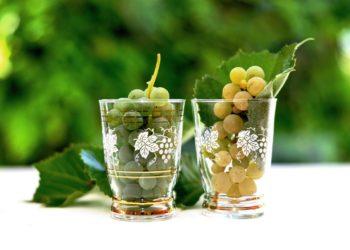 Ideas para decorar las 12 uvas de Año Nuevo con o sin champagne