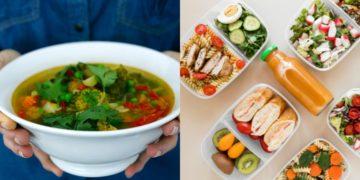 Plan de comidas saludables y sencillas para hacer dieta en 2021