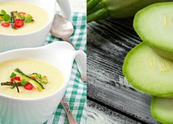 Receta de crema de calabacín: es ideal para almorzar o tener una cena fácil y saludable