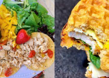 Ideas de desayunos con pollo que son nutritivos