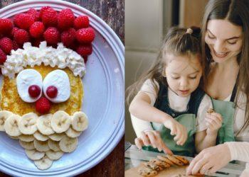 Modo sorpresa: Creativos y nutritivos desayunos para niños
