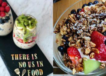 Recetas de desayunos sanos y fáciles