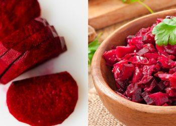 Cómo hacer ensalada de remolacha cocida y saludable
