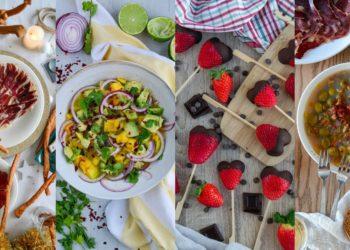 Rico y saludable: Ideas de snacks saludables para merendar y cenar