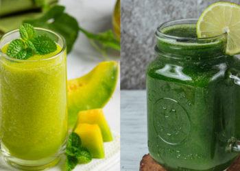 Recetas de jugo verde para diabéticos bajas en calorías