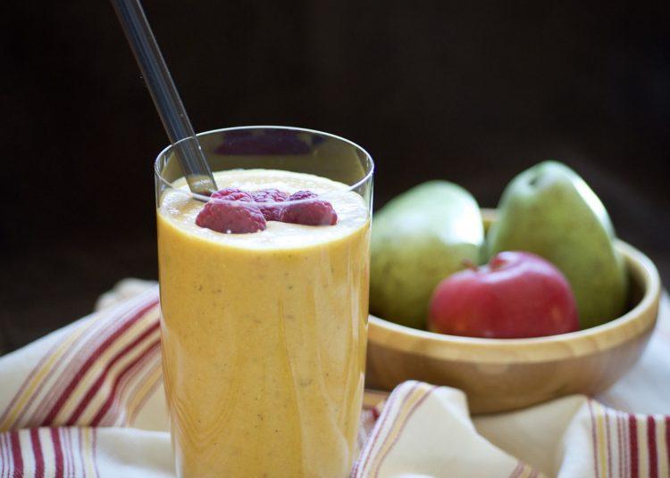 Batido con frutas