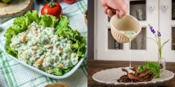 Cómo hacer mayonesa vegana (o vegetariana) casera y fácil