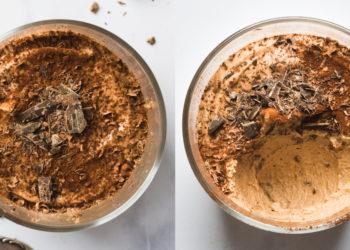 Cómo hacer una receta de mousse de chocolate fácil