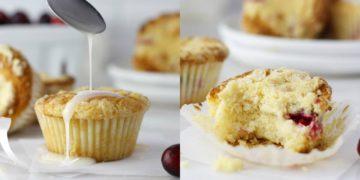 Receta de muffins de naranja