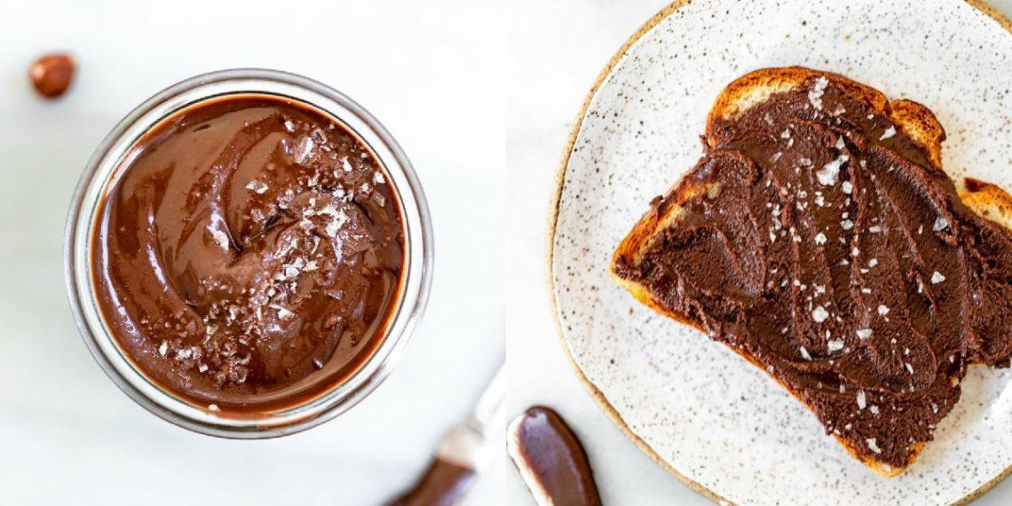 Cómo hacer nutella casera fit y saludable