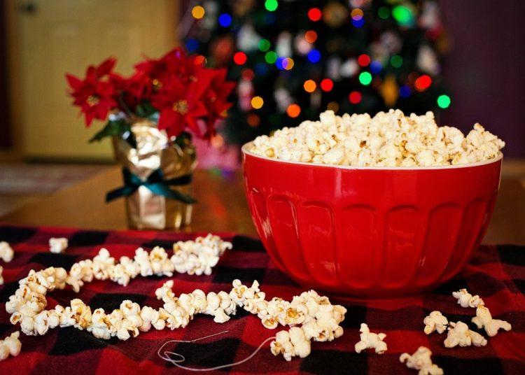 Popcorn a cambio de papitas fritas