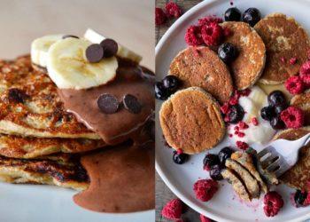 Cómo hacer la masa de panqueques sin huevo para tus desayunos nutritivos fáciles