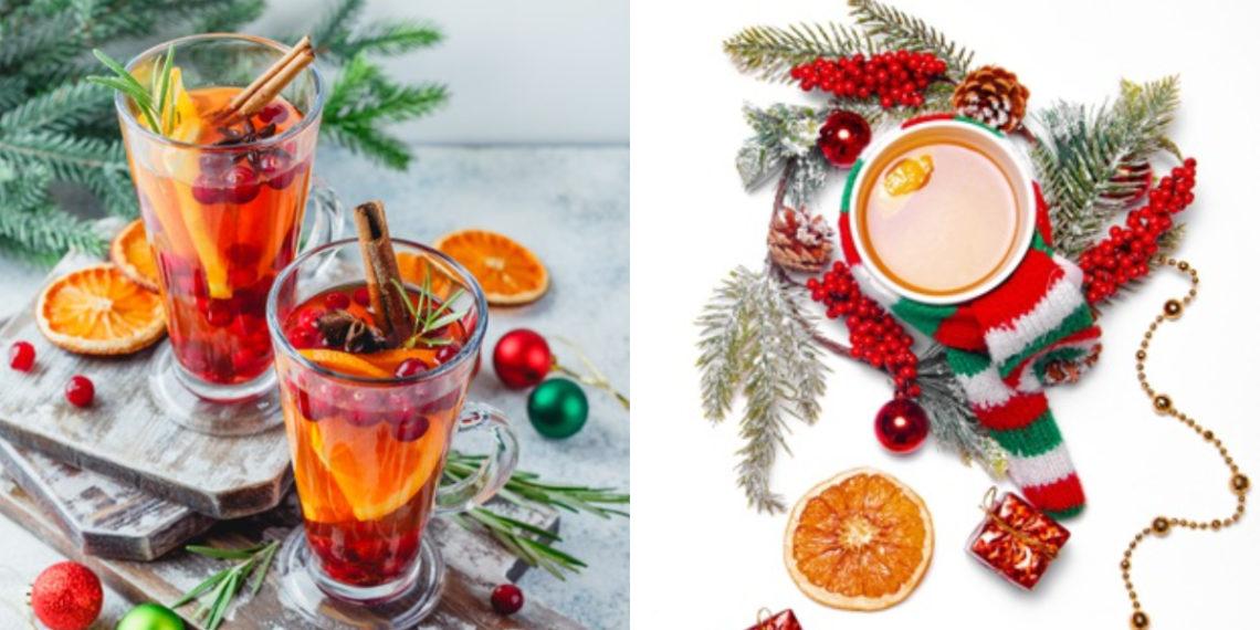 Cómo preparar la receta original de ponche de frutas navideño