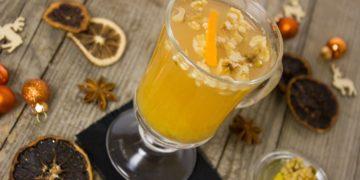 Cómo preparar ponche de naranja con vino blanco