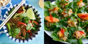 Fitness: recetas fáciles para cenar saludable y aprender a comer