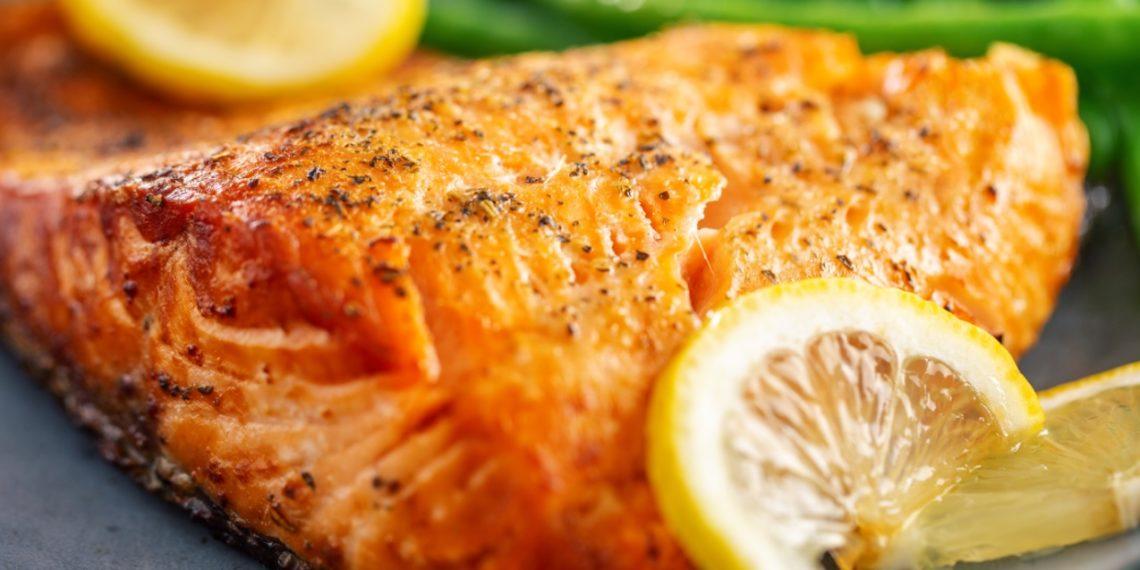 Cómo hacer la receta de salmón al horno