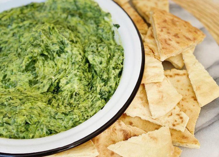 Dip para tortillas, nachos, vegetales y pan