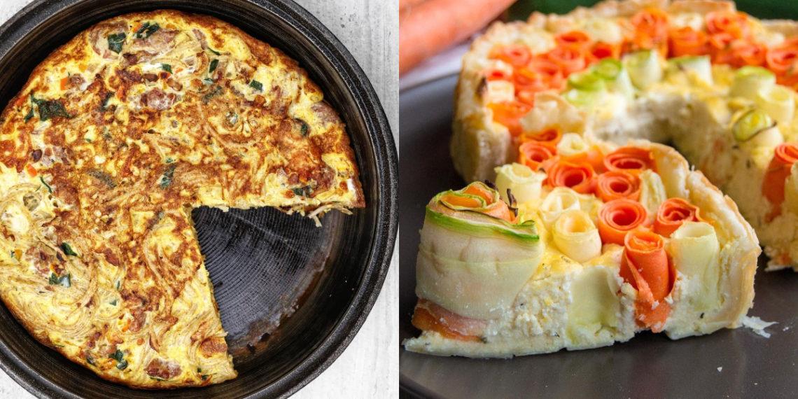 Receta saludable: tarta de queso fácil y rápida