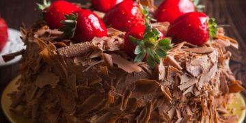 Receta de torta selva negra húmeda