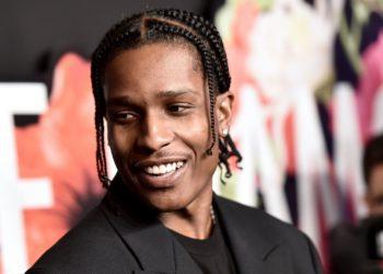 A$AP Rocky el nuevo novio de Rihanna